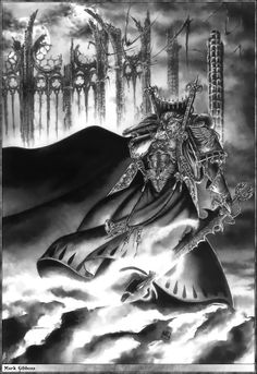 Spikey Bits Warhammer 40k, Fantasy, Conversions and Painted Miniatures: Lord of Death - Mephiston 2014 Conversion