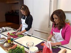 Slim down at home: 4 easy, healthy recipes from TODAY's Joy Bauer - Health - TODAY.com HOT WING CHICKEN CHILI