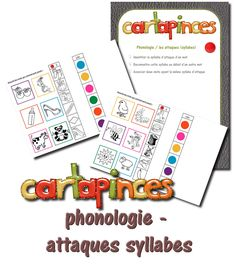 Cartapinces - phonologie F Alphabet, Wordpress, French Immersion, Kindergarten Lessons, Phonemic Awareness, Letter Sounds, Summer School, Montessori, Projects To Try