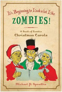 Zombie X-mas Carols. (The smiling is killing me! LOL)
