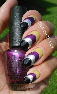 Nail Polish Therapy: Ruffian to the 3rd Power