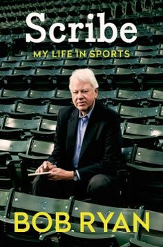 Scribe : my life in sports by Bob Ryan.  Click the cover image to check out or request the biographies and memoirs kindle.