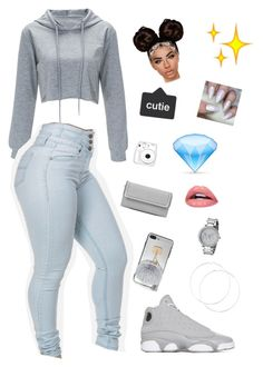 """""""✨✨"""" by divacute522 ❤ liked on Polyvore featuring STELLA McCARTNEY, Fujifilm, Michael Kors and jordans"""