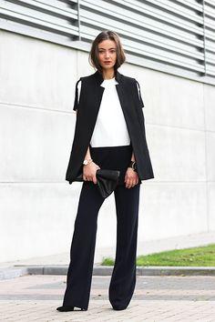 A Fresh Way To Wear Your Sleeveless Blazer — Bloglovin'—the blog