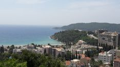 Budva town from Cetinje road Montenegro Montenegro Travel, Travel Guide, Travel Inspiration, Coast, River, Outdoor, Outdoors, Outdoor Living, Garden