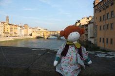 Le Ponte Vecchio, incontournable! #coletteaflorence#moulinrotyparis
