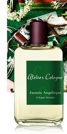 Atelier Cologne Jasmin Angélique from ateliercologne.com