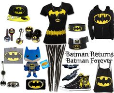 """Batman"" by foreverandalwaysanoutcast ❤ liked on Polyvore"