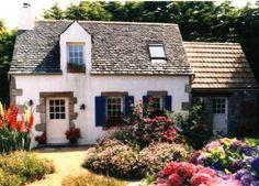 Mme Perennes : maison de pêcheur pour 3 personnes - Pour vos vacances en Bretagne - Trégastel - 22