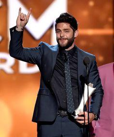 Thomas Rhett Photos - 51st Academy of Country Music Awards - Show - Zimbio