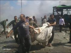 Siria: Explosiones en dejan más de 140 muertos.