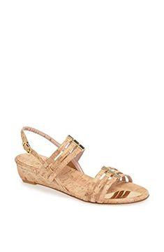 STUART WEITZMAN Stuart Weitzman Women'S Playful Wedge Sandal. #stuartweitzman #shoes #shoes