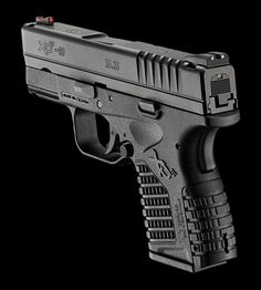 I want this! Springfield Armory's XD-S 9 Wins Handgun of the Year