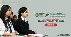 Admissions Open for BCom(Hons.) / BBA with Coaching Facility for CA / CS at COBMEC (College of Business Management, Economics and Commerce). ADMISSION HELPLINE : +91-9214288005/06