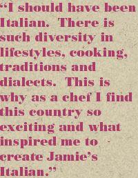 London - Jamie's Italian Restaurant @ Covent Garden, London  World renowned chef Jamie Oliver's newest restaurant in London  amie's Italian, Covent Garden  11 Upper St Martin's Lane  London  WC2H 9FB