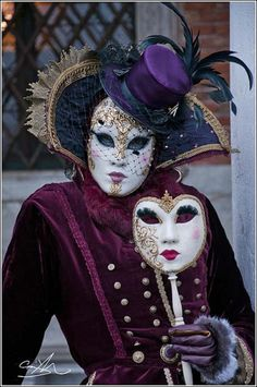via My Venetian Mask
