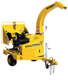 A Brush Chipper Can Chip Branches And One To Six Inches In Diameter