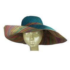 Rina: Raffia Hat...