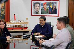 Presidente Maduro designó nuevos ministros de Petróleo, Vivienda, Comercio Exterior y Transporte