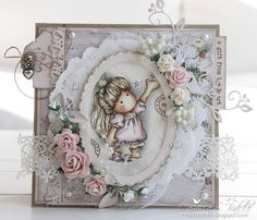 Cards by Camilla: MDUC #168 ~SHAKER CARD ♥