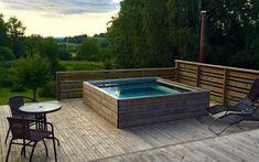 Tub, Villa, Outdoor Decor, Home Decor, Albania, Homemade Home Decor, Bath Tube, Decoration Home, Soaking Tubs