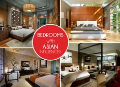 Asian Inspired Bedrooms: Design Ideas, Pictures Part 96