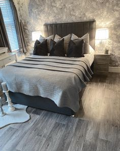 No tricks, just treats with our Wiltshire Stone Oak Vinyl! 🎃 At just £10.99 /m², you can achieve a beautiful wood finish in your home 🙌 📷 dioneshomelife 🛒 Order your Free Samples today #VinylFlooring #Flooring #Bedroom #BedroomFlooring #InteriorDesign #FlooringSuperstore #Flooring #FlooringTrends #WoodFlooring #EngineeredWood #Home #Laminate #Vinyl #Lvt #Carpet #Carpets #InteriorDesign #Decor #Decorating #HomeDecor #Renovating #HomeSweetHome #Bedroom #LivingRoom #Kitchen Decor, Engineered Wood, Beautiful Wood, Home Decor, Oak, Interior Design, Flooring Trends, Bedroom Flooring, Vinyl Flooring