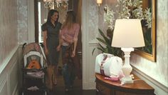 Love Charlotte and Harry's foyer.