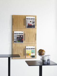 Conducco magazine display design by Tony Almén Peter Gest