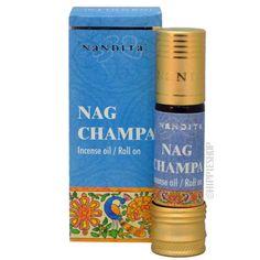 Nandita - Nag Champa Incense Oil