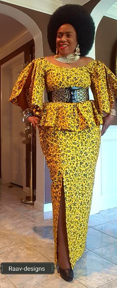 Best African Dresses, Latest African Fashion Dresses, African Print Fashion, African Attire, Nigerian Fashion, African Fashion Traditional, African Print Dress Designs, Pencil Skirts, Clothing Styles