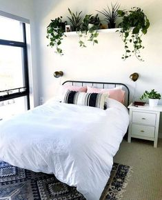 Bedroom wall decor above bed shelves 69 best Ideas Home Bedroom, Modern Bedroom, Bedroom Ideas, Master Bedroom, Bedroom Designs, Bedroom Wall Decor Above Bed, Contemporary Bedroom, Gray Bedroom, Decor For Above Bed