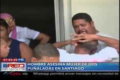 Un Hombre Asesina A Su Pareja De Dos Puñaladas En Santiago
