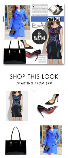 """""""StyleWe II/14"""" by tanja133 ❤ liked on Polyvore featuring Christian Louboutin, Kershaw and Garance Doré"""