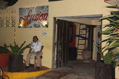 El Fusion, hôtel restaurant, Playa del Carmen