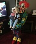 Clown Kidnapping Baby Costume - 2015 Halloween Costume Contest
