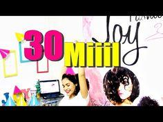 30 MIL DO CANAAAL | Joyce Lima