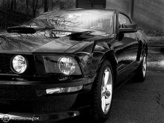 2007 Mustang GT/CS