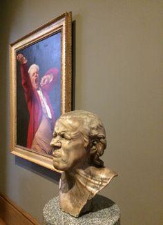 'The Vexed Man', by Messerschmidt #GettyMuseum #TheVexedMan #Messerschmidt #LosAngeles #California #USA #RTW #JulesVernex2