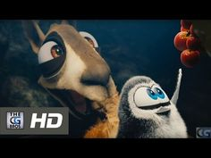 """CGI 3D Animated Short HD: """"Caminandes 3"""" - by Blender Foundation - YouTube"""