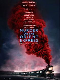 """Belgian Detective Hercule Poirot probes the mystery of a murdered American tycoon aboard the legendary Orient Express as 20th Century Fox and producers Ridley Scott, Simon Kinberg, and Mark Gordon bring Agatha Christie's classic whodunit back to the big screen. murder on the orient express 2017 