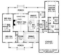 images about House Plans on Pinterest   Square Feet     Square  Square  Square Feet  Square Split  Total Square  Houses Floor Plans  Open Floor Plans  Ranch Floor Plans  Home Floor Plans