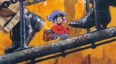 Don Bluth - An American Tail, 1986 An American Tail, Amblin Entertainment, Film Streaming Vf, Morning Cartoon, Movies Showing, Movies Online, Childhood Memories, Sweet Memories, Art History