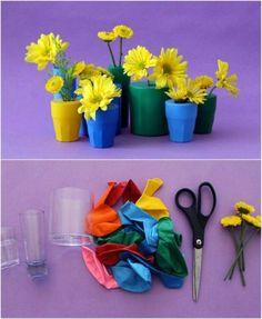 This DIY vase projec