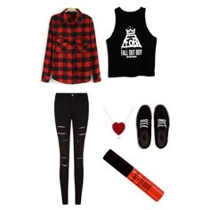 Fall out boy outfit