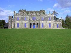 Necarne Castle, Fermanagh, Ireland.