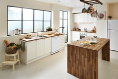 Urban Cottage Kitchen - Kitchen Inspiration package at Bunnings Warehouse