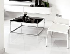 Modern Unico Glass Linear Square Coffee Table in Choice of Finish http://www.furnituremind.co.uk/product.php/3652/12/modern-unico-glass-linear-square-coffee-table-in-choice-of-finish