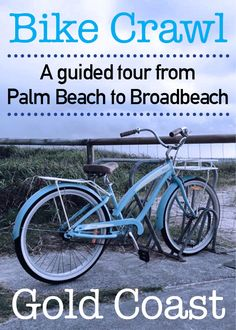 The ultimate Gold Coast Bike Tour, just for you! Get the squad together and follow our route from Palm Beach to Broadbeach, stopping at the hottest spots on the way.