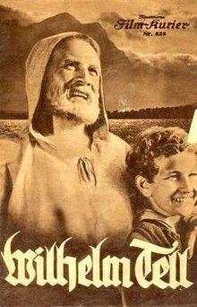 In 1934 werd een propagandafilm gemaakt van Wilhelm Tell Friedrich Von Schiller, Van, Movie Posters, Movies, Films, Film Poster, Cinema, Movie, Film